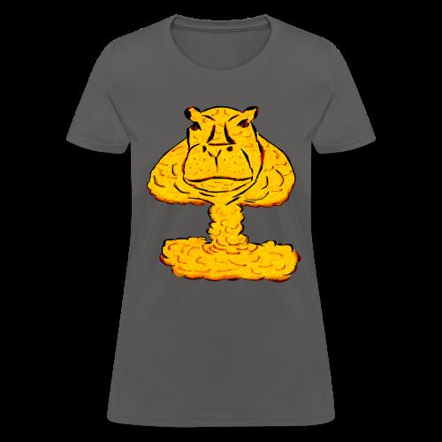 Hippopocalypse T-shirt - Women's T-Shirt
