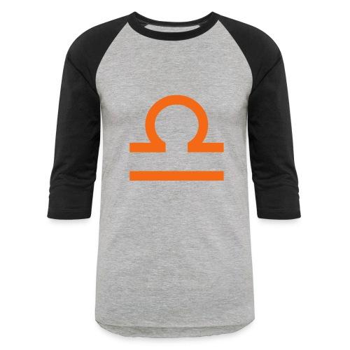 Libra - Baseball T-Shirt