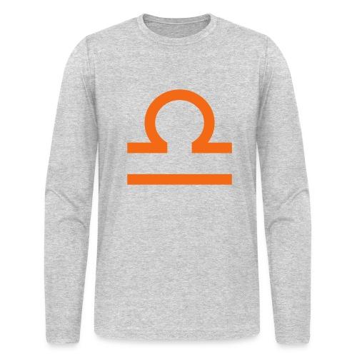 Libra - Men's Long Sleeve T-Shirt by Next Level