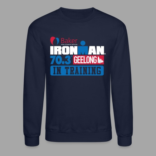 70.3 Geelong In Training Men's Crewneck Sweatshirt - Crewneck Sweatshirt