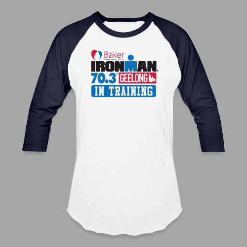 70.3 Geelong In Training Men's Baseball T-shirt - Baseball T-Shirt