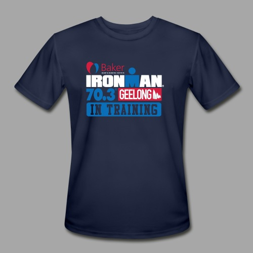 70.3 Geelong In Training Men's Moisture Wicking Performance T-Shirt - Men's Moisture Wicking Performance T-Shirt