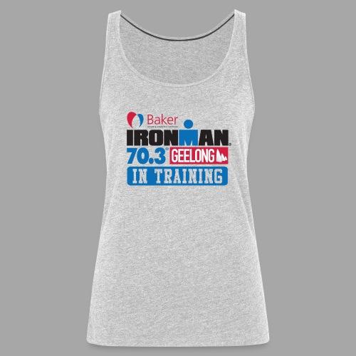 70.3 Geelong In Training Women's Tank Top - Women's Premium Tank Top