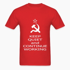 continue working T-Shirts