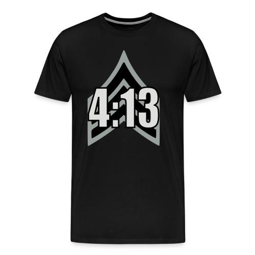 Sgt 4:13 T-shirt - Men's Premium T-Shirt