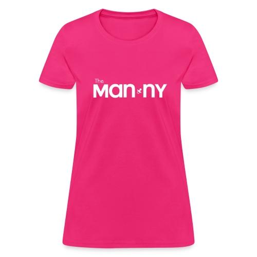 The Manny logo - Women's T-Shirt