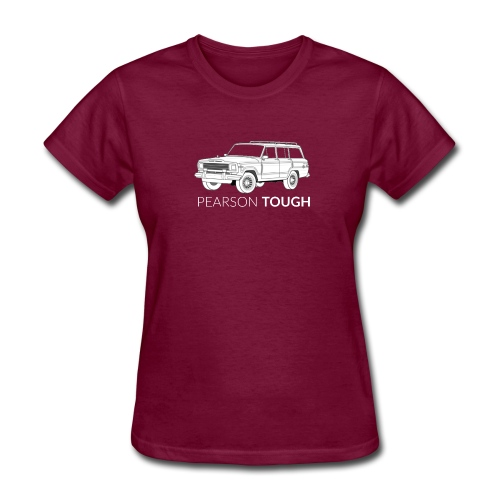Pearson Tough Wagoneer - Women's T-Shirt