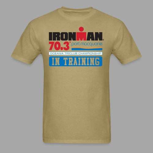 70.3 Port Macquarie In Training Men's T-shirt - Men's T-Shirt