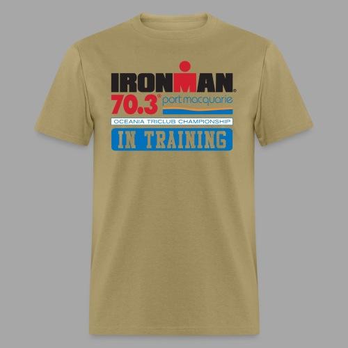 70.3 Port Macquarie In Training Men's T-shirt - Men's T-Shirt