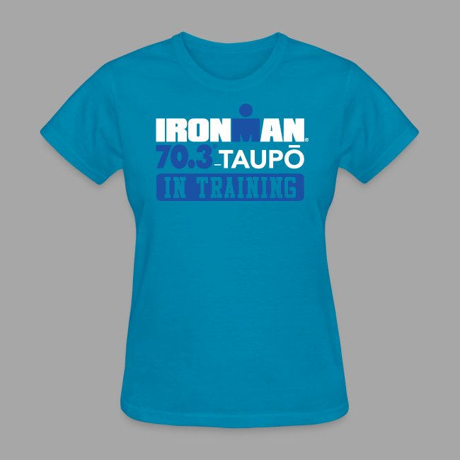 70.3 Taupo In Training Women's T-shirt