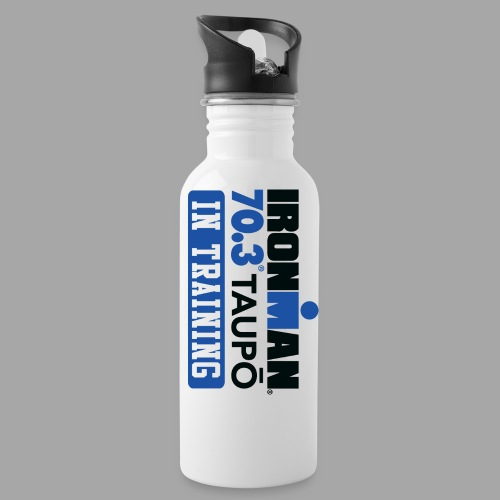 70.3 Taupo In Training Water Bottle - Water Bottle