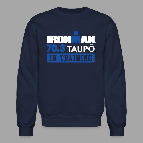 70.3 Taupo In Training Men's Crewneck Sweatshirt - Crewneck Sweatshirt
