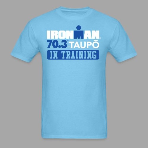 70.3 Taupo In Training Men's T-shirt - Men's T-Shirt