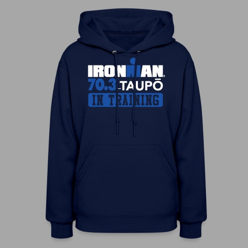 70.3 Taupo In Training Women's Hoodie - Women's Hoodie