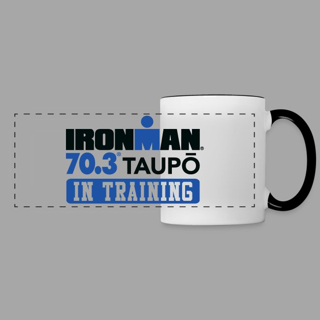 70.3 Taupo In Training Panoramic Mug