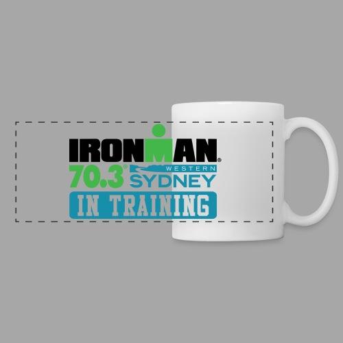 70.3 Western Sydney In Training Panoramic Mug - Panoramic Mug