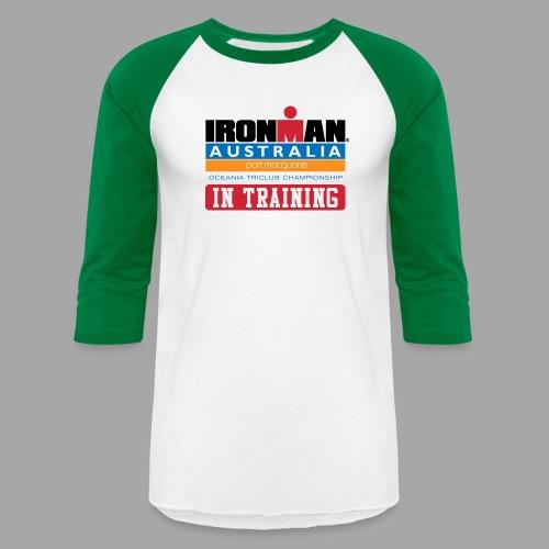 IM Australia In Training Men's Baseball T-Shirt - Baseball T-Shirt