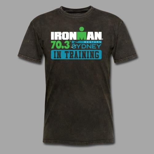 70.3 Western Sydney In Training Men's T-shirt - Men's T-Shirt