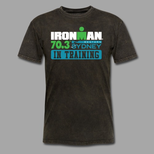 70.3 Western Sydney In Training Men's T-shirt - Men's T-Shirt