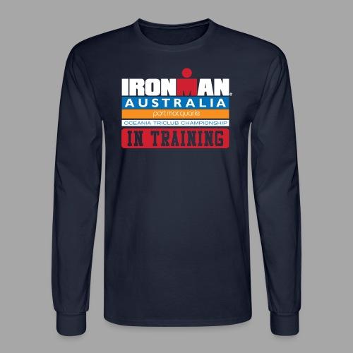 IM Australia In Training Men's Long Sleeve T-Shirt - Men's Long Sleeve T-Shirt