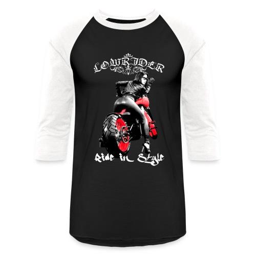 Biker 2 - Baseball T-Shirt