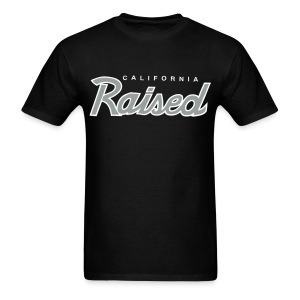 Cali Raised - Men's T-Shirt