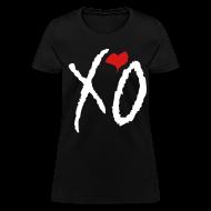 Women's T-Shirts ~ Women's T-Shirt ~ XO
