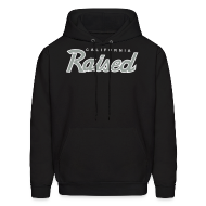Hoodies ~ Men's Hoodie ~ Cali Raised