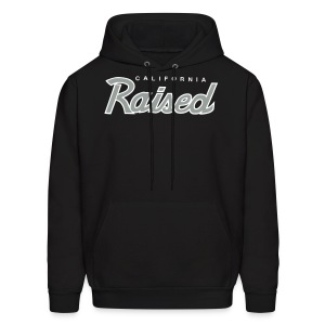 Cali Raised - Men's Hoodie