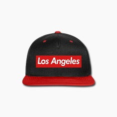 Los Angeles Reigns Supreme Snap Back