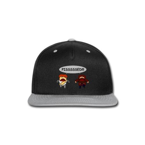 Adventure Lads Pisssed Snap-back Hat - Snap-back Baseball Cap