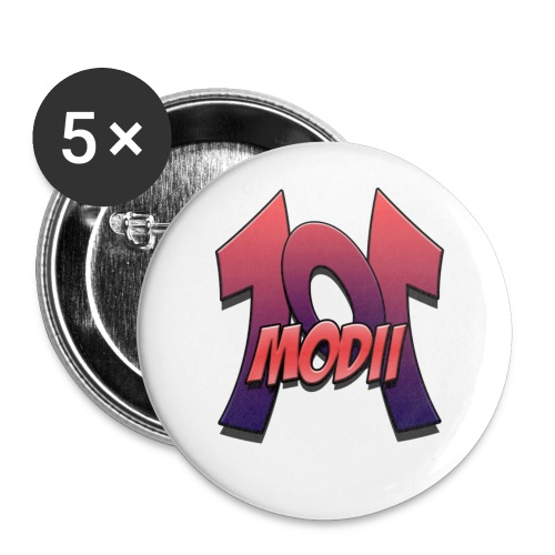 Modii Logo Buttons - Large Buttons