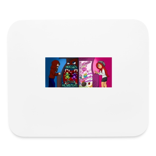 Modii & Heather's Arcade Mouse Pad - Mouse pad Horizontal