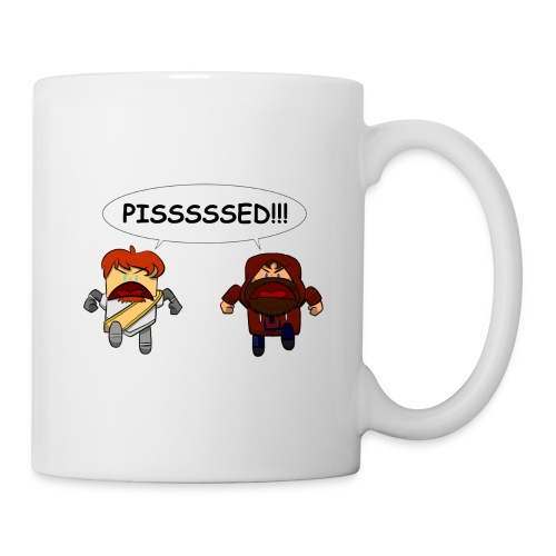 Adventure Lads Pissssed Coffee Mug - Coffee/Tea Mug