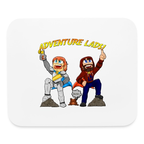 Adventure Lads Mouse Pad - Mouse pad Horizontal