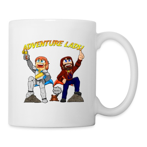Adventure Lads Coffee Mug - Coffee/Tea Mug