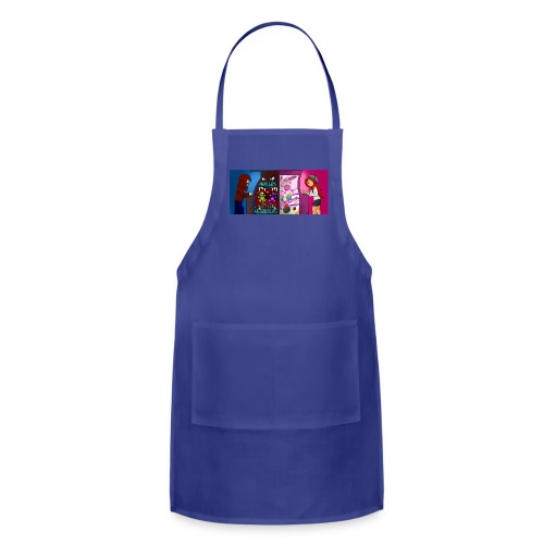 Modii & Heather's Arcade Apron - Adjustable Apron