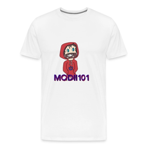 Men's Modii101 Plus sized T-shirt - Men's Premium T-Shirt