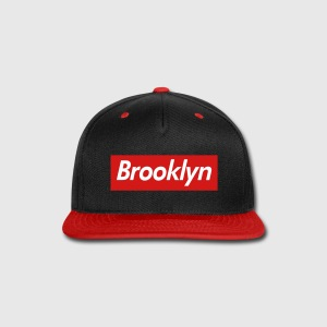 Brooklyn Reigns Supreme Snap Back - Snap-back Baseball Cap
