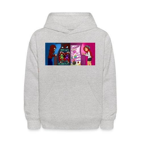 Kid's Modii & Heather's Arcade Hoodie - Kids' Hoodie