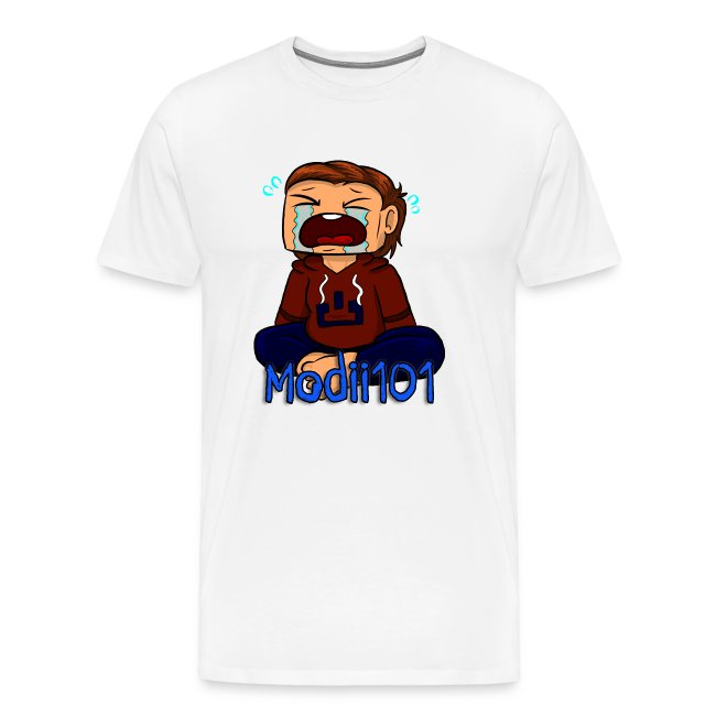 Men's Baby Modii101 Plus sized T-shirt
