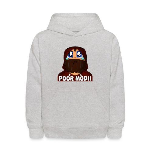 Kid's Poor Modii Hoodie - Kids' Hoodie