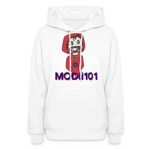 Woman's Modii101 Hoodie - Women's Hoodie