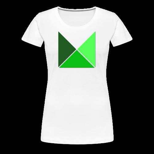 Mi-T Logo T-Shirt (F) - Women's Premium T-Shirt