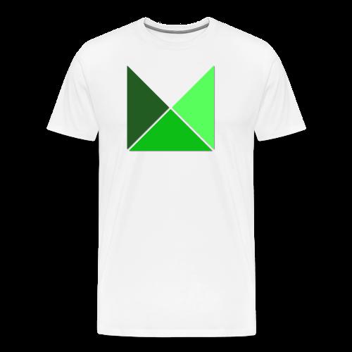 Mi-T Logo T-Shirt (M) - Men's Premium T-Shirt
