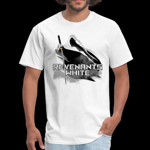 Rev White Tee - Men's T-Shirt