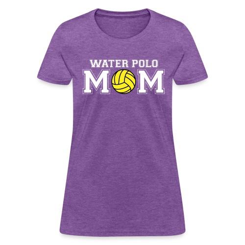 Water Polo Mom t-shirt - Women's T-Shirt