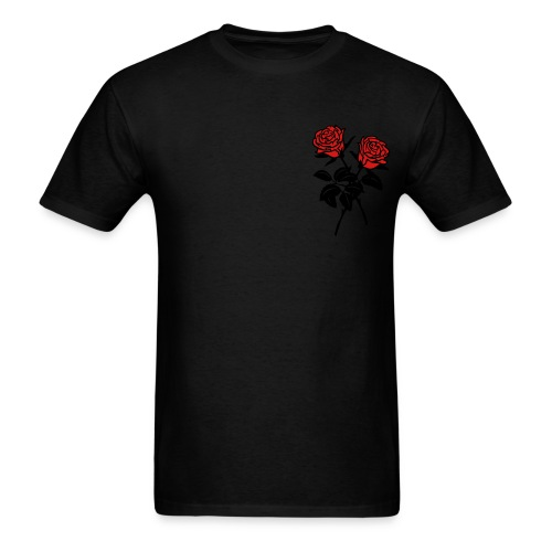 roses (men) - Men's T-Shirt