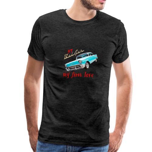 bel air - Men's Premium T-Shirt