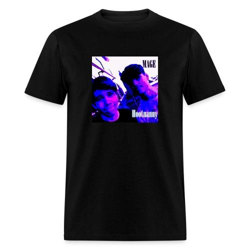Hoot Nanny Alden & Gabe (Mens) - Men's T-Shirt
